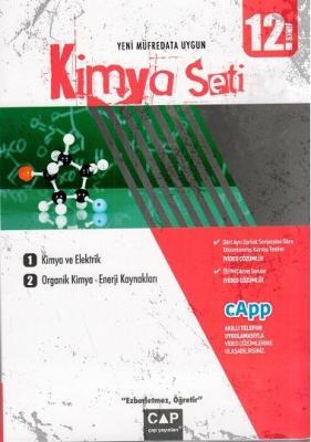 12. Sınıf Anadolu Lisesi Kimya Seti