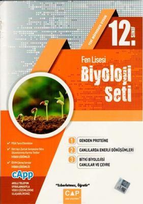 12. Sınıf Fen Lisesi Biyoloji Seti
