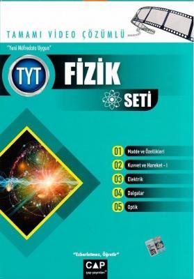 Çap Yayınları TYT Fizik Seti