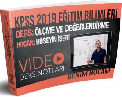 KPSS 2019 Eğitim Bilimleri Ölçme ve Değerlendirme Video Ders Notları
