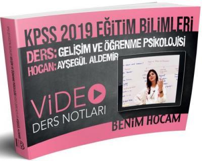 KPSS 2019 Eğitim Bilimleri Gelişim ve Öğrenme Psikolojisi Video Ders Notları