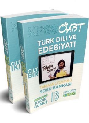 2019 KPSS ÖABT Türk Dili ve Edebiyatı Öğretmenliği Modüler Soru Bankası