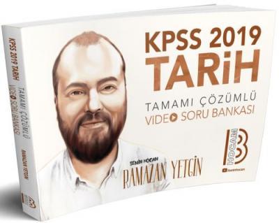 2019 KPSS Tarih Video Soru Bankası