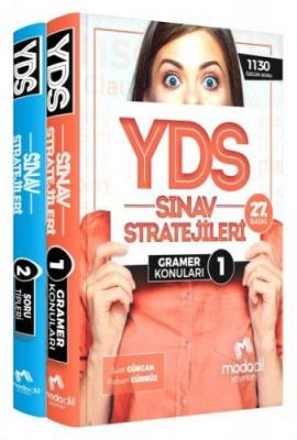 YDS Sınav Stratejileri Konu Anlatımlı 1-2 Suat Gürcan