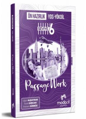 Yds-Yökdil Ön Hazırlık Passagework Seviye 6