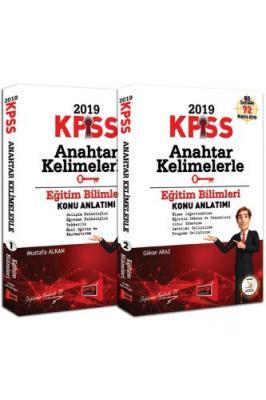 2019 KPSS Eğitim Bilimleri Anahtar Kelimelerle Eğitim Bilimleri Konu Anlatımı 2 Kitap