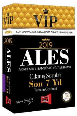 2019 ALES VIP Tamamı Çözümlü Son 7 Yıl Çıkmış Sorular