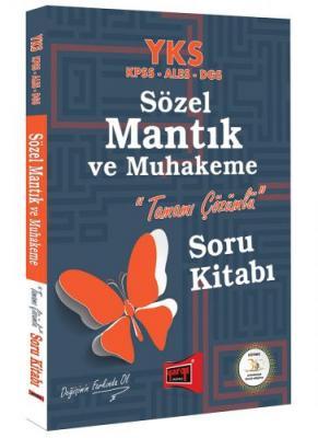YKS KPSS ALES DGS Sözel Mantık ve Muhakeme Tamamı Çözümlü Soru Kitabı