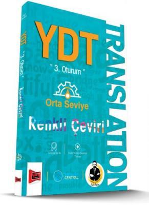 YKS 3. Oturum YDT Translation Orta Seviye Renkli Çeviri