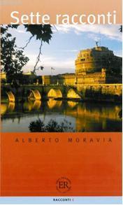 Sette Racconti Alberto Moravia