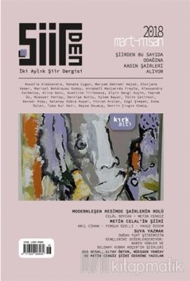 Şiirden İki Aylık Şiir Dergisi Sayı: 46 Mart - Nisan 2018