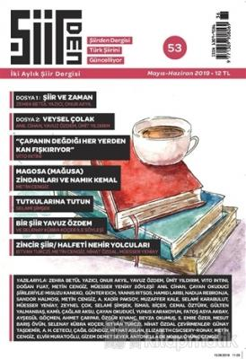 Şiirden İki Aylık Şiir Dergisi Sayı: 53 Mayıs - Haziran 2019