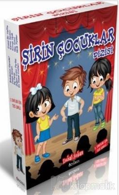 Şirin Çocuklar Dizisi (10 Kitap Kutulu)