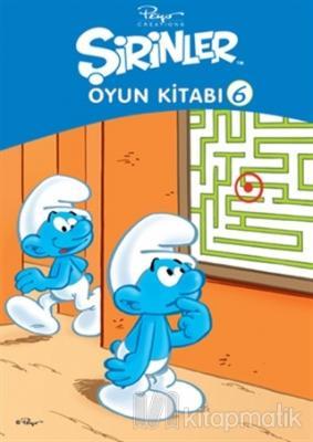 Şirinler - Oyun Kitabı 6