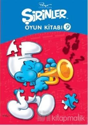 Şirinler - Oyun Kitabı 9