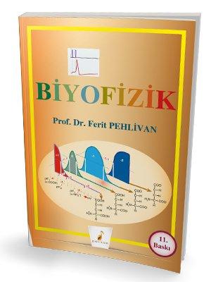 Biyofizik (Renkli Baskı) Ferit Pehlivan