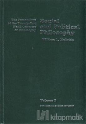 Social and Political Philosophy (Ciltli)