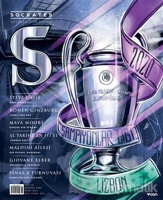 Socrates - Düşünen Spor Dergisi Sayı: 65 Ağustos 2020 Kolektif
