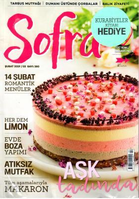Sofra Dergisi Şubat sayısı