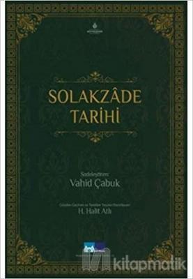 Solakzâde Tarihi Solakzâde Mehmed Hemdemi Çelebi