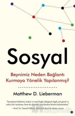 Sosyal Matthew D. Lieberman