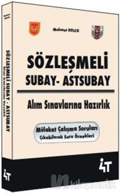 Sözleşmeli Subay - Astsubay Alım Sınavlarına Hazırlık