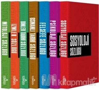 Sözlük Seti (7 Kitap Takım)