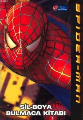 Spider-Man 2 / Sil - Boya Bulmaca Kitabı