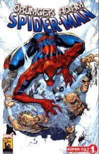 Spider-Man Super-1 Cilt