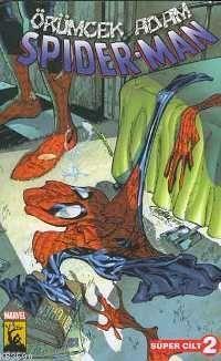 Spider-man Süper Cilt 2-