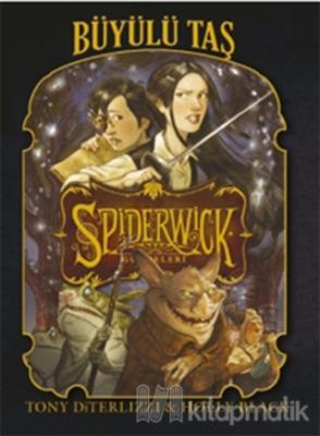 Spiderwick Günceleri 2 - Büyülü Taş Holly Black