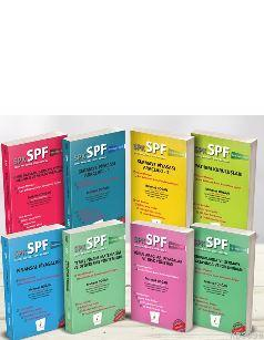 SPK - SPF Türev Araçlar  Lisansı (8 Kitap)