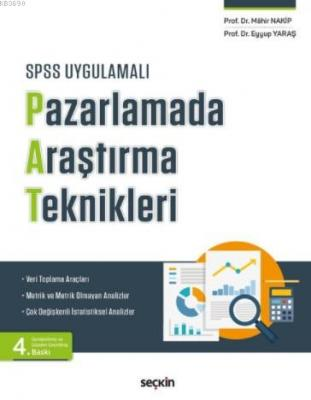 SPSS Uygulamalı Pazarlamada Araştırma Teknikleri