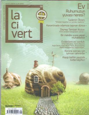 Lacivert Dergisi Sayı: 68 Mayıs 2020