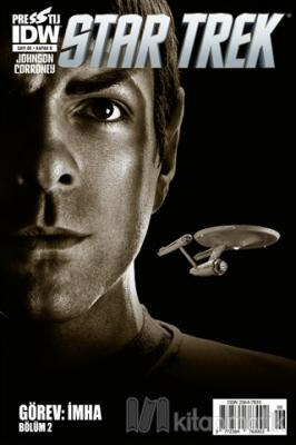 Star Trek Sayı: 6 - Kapak B