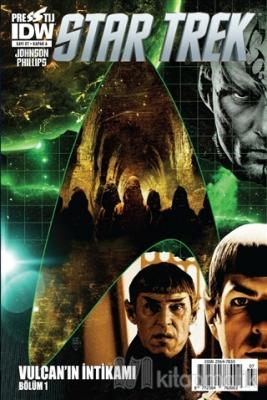 Star Trek Sayı: 7 - Kapak A Mike Johnson