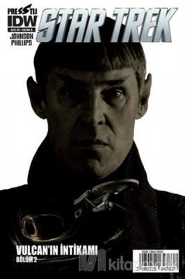 Star Trek Sayı: 8 - Kapak B