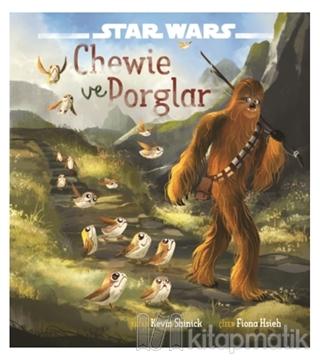 Star Wars Chewie ve Porglar