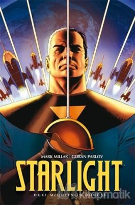 Starlight - Duke McQueen'in Dönüşü Mark Millar