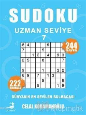 Sudoku Uzman Seviye 7
