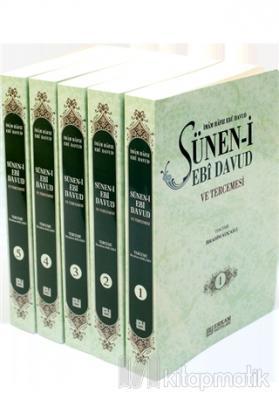Sünen-i Ebi Davud ve Tercemesi (5 Cilt Takım)