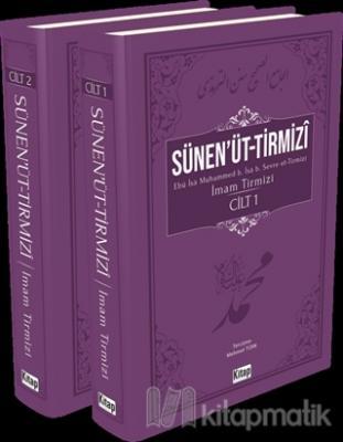 Sünen'üt - Tirmizi (2 Cilt) (Ciltli)