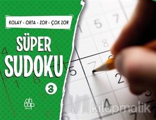 Süper Cep Sudoku 3