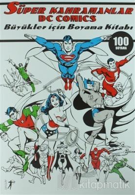 Süper Kahramanlar Dc Comics
