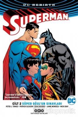 Süper Oğul'un Sınavları - Superman Cilt 2