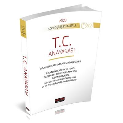 T. C. Anayasası Son Değişikliklerle - Savaş Yayınları Kanun Metinleri