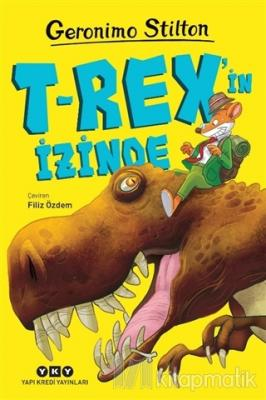 T-Rex'in İzinde Geronimo Stilton
