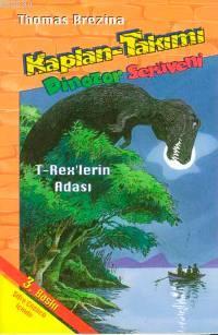 T-rex'lerin Adası 9 (dinozor Srvn)