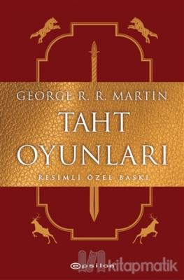 Taht Oyunları (Resimli Özel Baskı) (Ciltli) George R. R. Martin