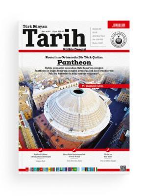 Türk Dünyası Tarih Kültür Dergisi